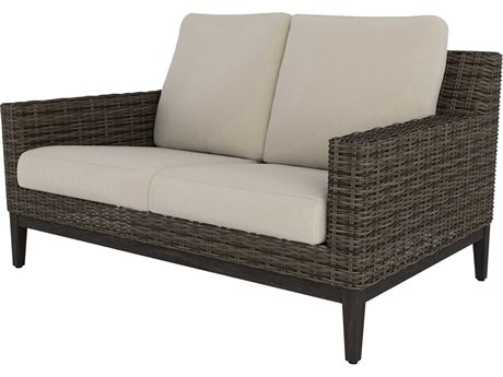 Ebel Remy Loveseat / Loveseat Corner Replacement Cushions PatioLiving