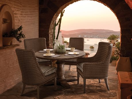 Ebel Geneva Wicker Dining Set