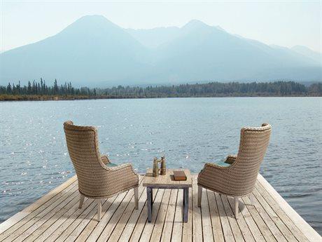 Ebel Geneva Wicker Lounge Set