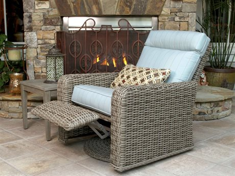 Ebel Laurent Wicker Lounge Set