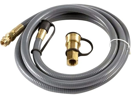 Ebel Fire Pit Accessories Natural Gas Adaptor