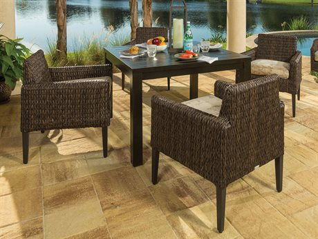 Ebel Orsay Wicker Dining Set