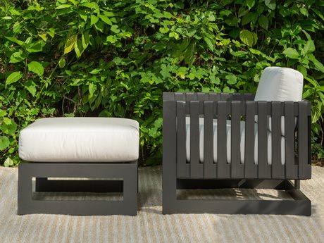 Ebel Tavera Aluminum Lounge Set
