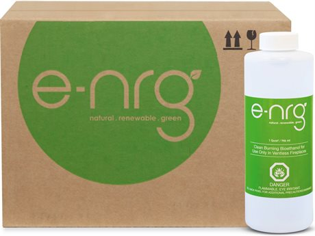 EcoSmart Fire e-NRG Bioethanol 16 Gallons