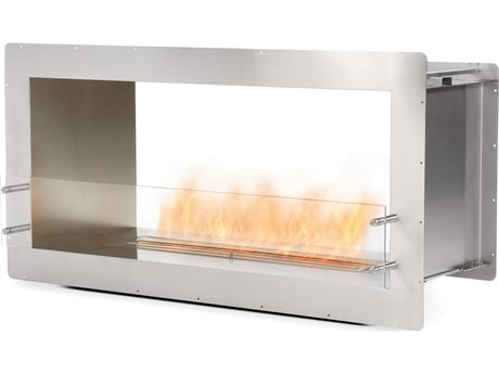 EcoSmart Fire Db Double Sided See-through Fireplace
