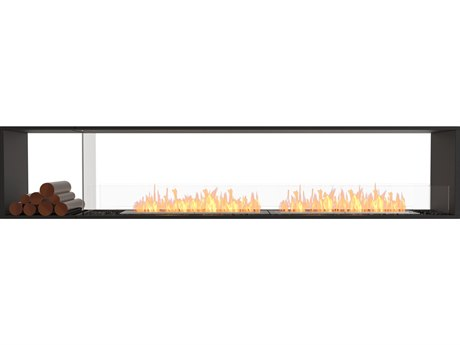 EcoSmart Fire Flex Fireboxes - Double Sided Fireplace