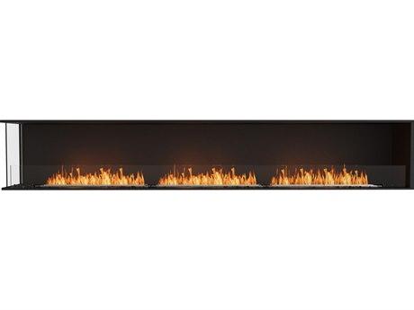 EcoSmart Fire Flex Fireboxes - Left Corner Fireplace