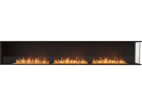 EcoSmart Fire Flex Fireboxes - Right Corner Fireplace PatioLiving