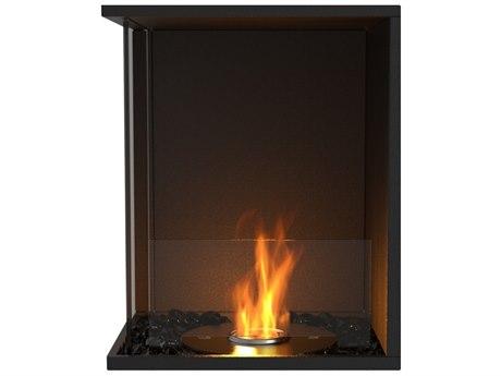 EcoSmart Fire Flex Fireboxes - Left Corner Fireplace PatioLiving