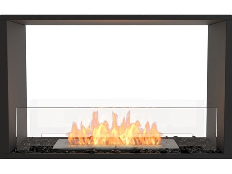 EcoSmart Fire Flex Fireboxes - Double Sided Fireplace PatioLiving