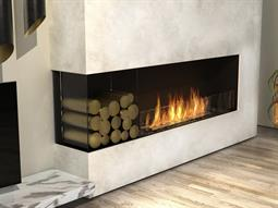 Flex Fireboxes - Left Corner