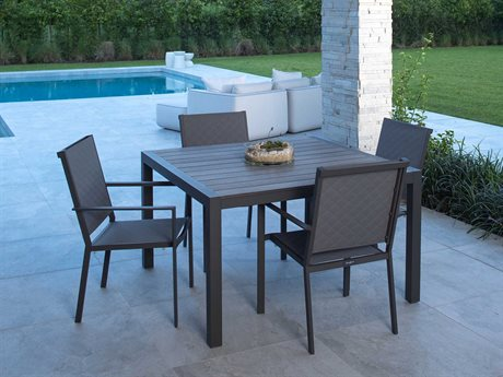 Eddie Bauer Legend Aluminum Dining Set