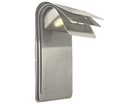 Eglo Sojo Satin Nickel Two-Light LED Outdoor Wall Light