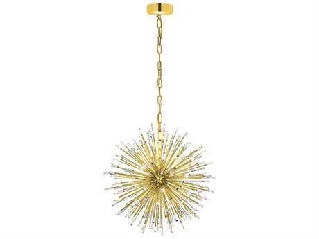 Eglo Vivaldo Gold Plated -Light 27'' Wide Pendant Light