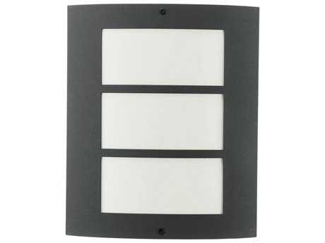 Eglo City Antracite Outdoor Wall Light