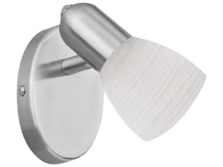 Eglo Dakar Matte Nickel Wall Sconce