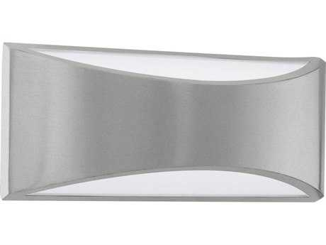 Eglo Volpino Silver LED Outdoor Wall Light