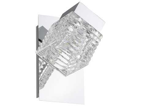 Eglo Quarto Chrome LED Wall Sconce