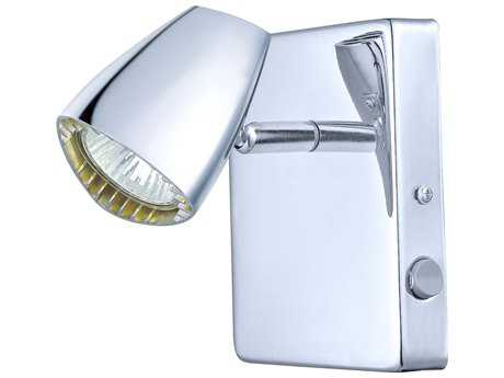 Eglo Corbera Chrome Wall Sconce