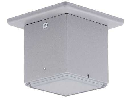 Eglo Tabo Silver LED Outdoor Ceiling Light