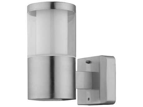 Eglo Basalgo I Stainless Steel LED Outdoor Wall Light
