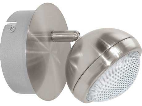 Eglo Lombes I Matte Nickel LED Wall Sconce