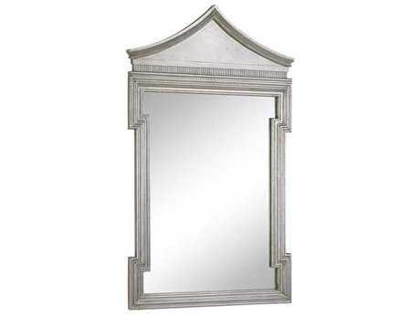 Elegant Lighting Antique 26''W x 45''H Clear Wall Mirror