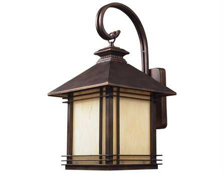 Elk Lighting Blackwell Hazelnut Bronze Outdoor Wall Light