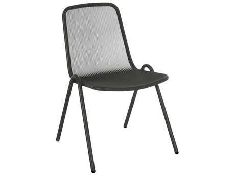 EMU Allegra Steel Stacking Side Chair (Sold in 4)