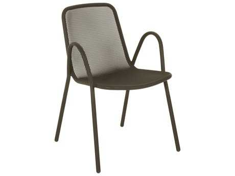 EMU Allegra Steel Stacking Armchair (Sold in 4)