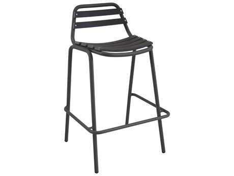 EMU Light Aluminum Stacking Barstool