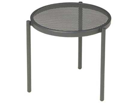 EMU Disco Low Steel 16.5 Round Stacking Table