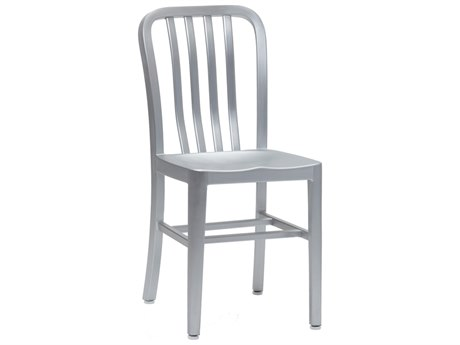EMU Anna Aluminum Dining Side Chair (Sold in 2)