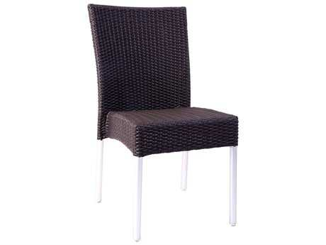EMU Bella Aluminum Stackable Dining Chair (Sold in 4)