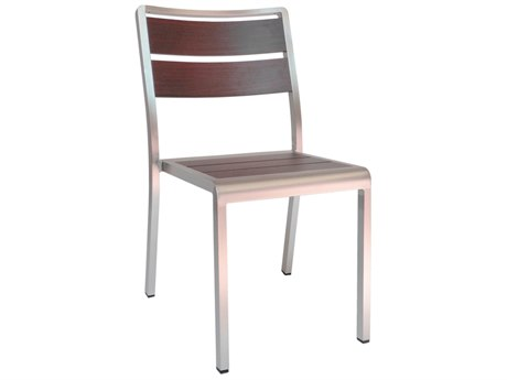 EMU Sid Aluminum Stackable Side Chair PatioLiving