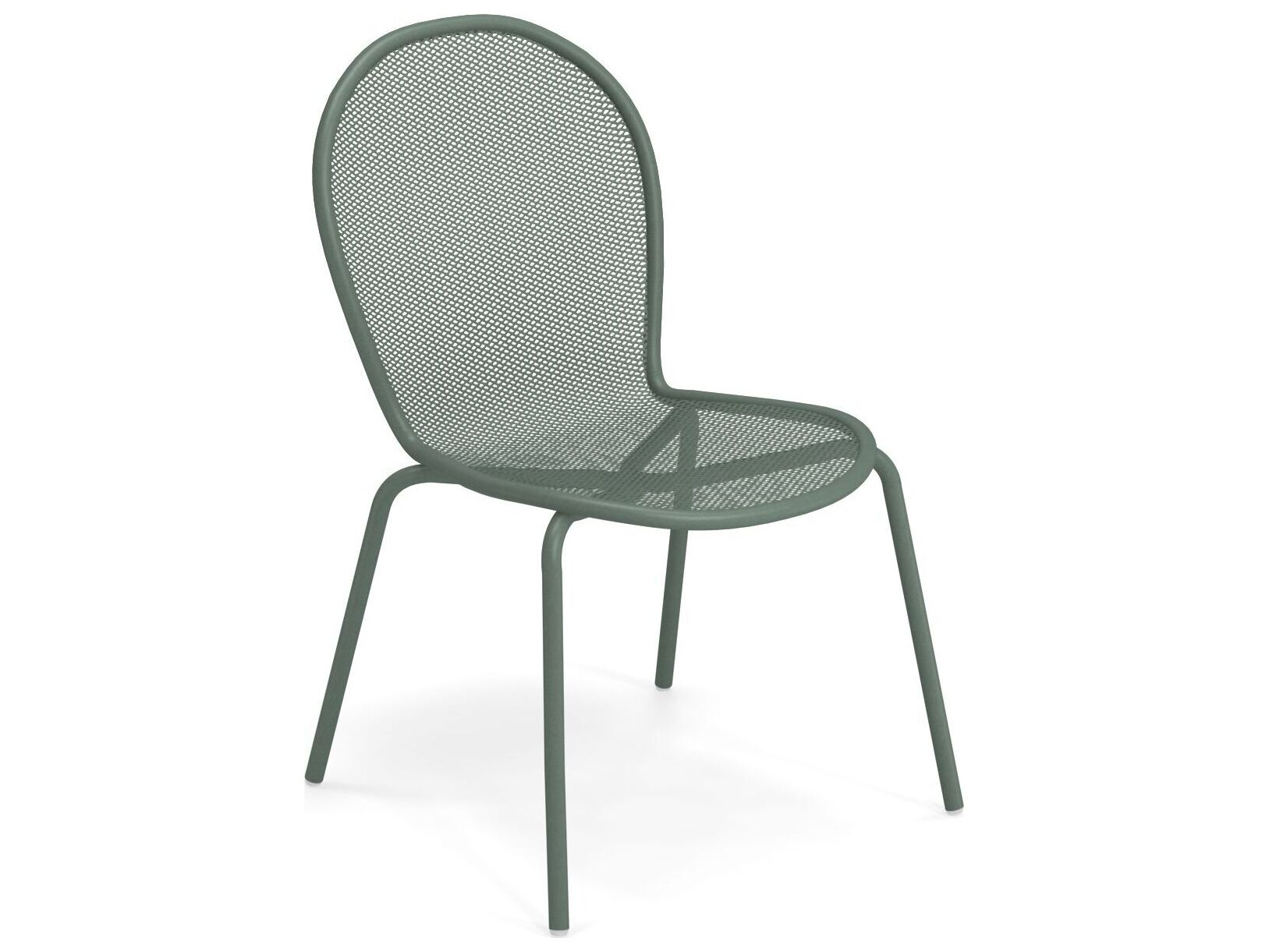 Emu Ronda Steel Stacking Side Chair Sold In 4 Em111