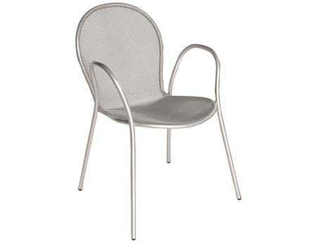 EMU Ronda Steel Stacking Arm Chair (Sold in 4)