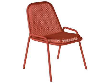 EMU Golf Steel Stacking Side Chair
