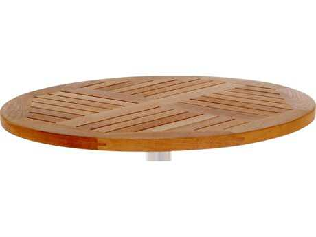 EMU Tom Teak 32 Round Table Top
