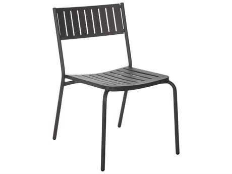 EMU Bridge Steel Stacking Dining Chair (Sold in 4)