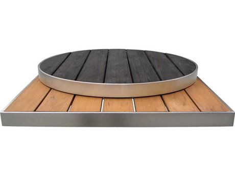 EMU Sid Aluminum 30 Round Table Top