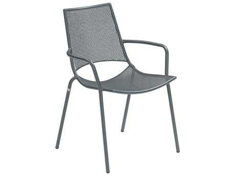 EMU Topper Steel Stacking Armchair