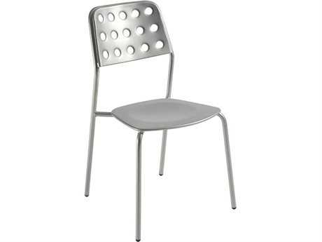 EMU Shot Steel Stacking Side Chair (Sold in 4)