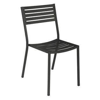EMU Segno Steel Stacking Side Chair (Sold in 4)