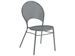 EMU Sole Steel Stacking Side Chair