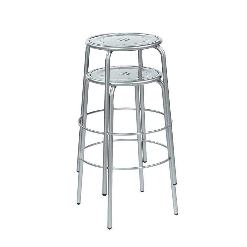 Emu Coupole Steel Stacking Bar Stool Sold In 2 387