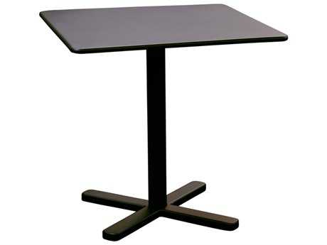 EMU Darwin Steel 28 Square Tilt Top Nesting Table