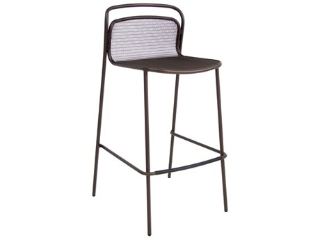 EMU Modern Steel Stackable Barstool
