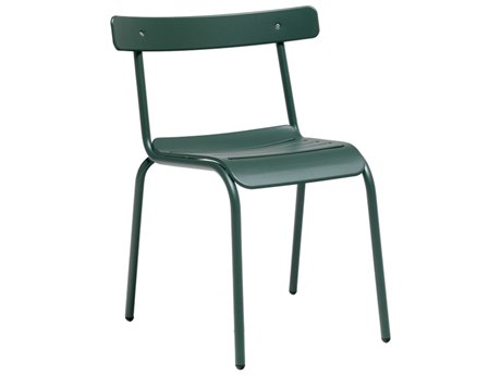 EMU Miky Steel Stackable Dining Side Chair PatioLiving