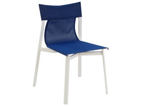 EMU Breeze Aluminum Stacking Dining Side Chair PatioLiving